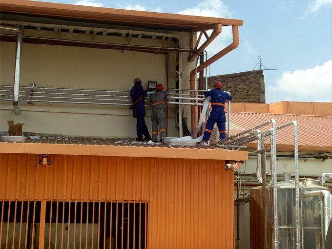 CUMA Ventilation System