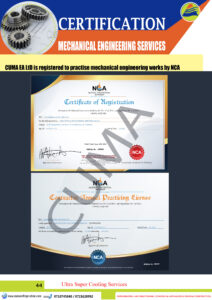 NCA Mechanical Engineering Services