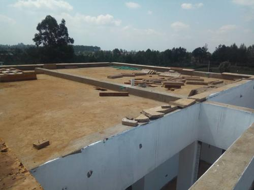 Apartment Construction in Kenya